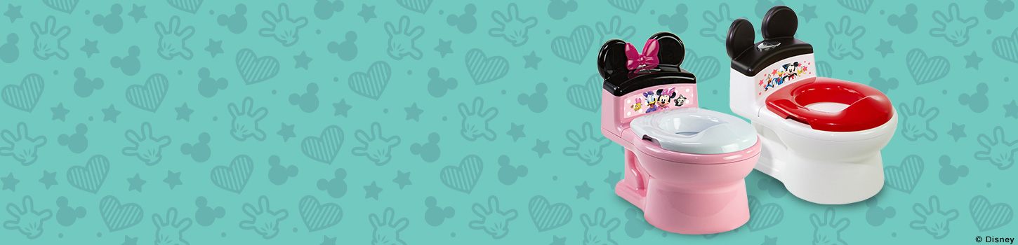 Disney ImaginAction™ Potty & Trainer Seat