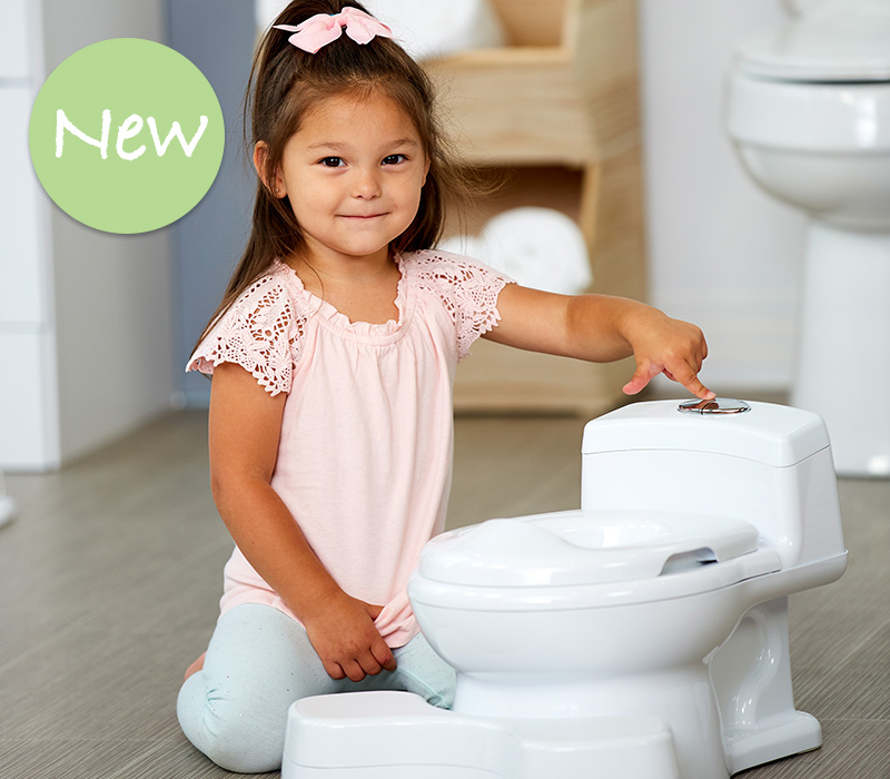 Super Pooper Plus Potty